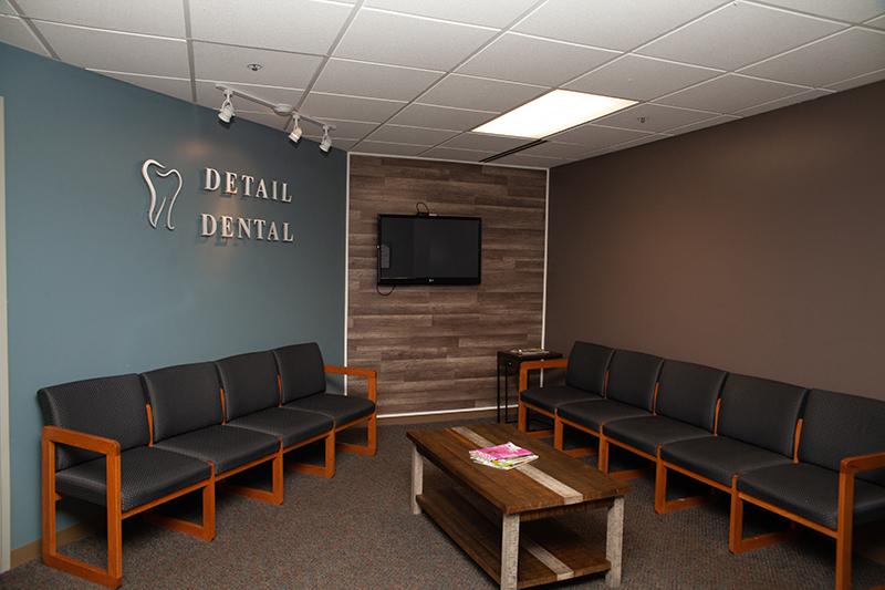 Detail Dental Kids, Pediatric Office Furniture