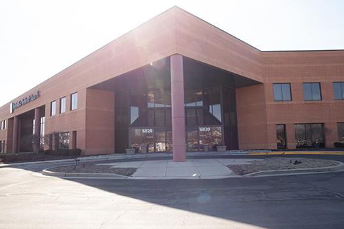 Pediatric Dentist in Indianapolis Office exterior